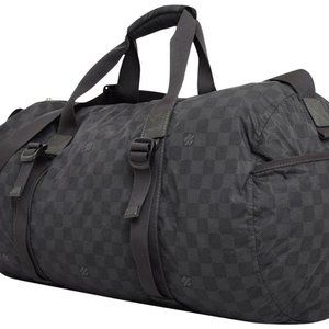 Louis Vuitton Damier Graphite Practical Keepall